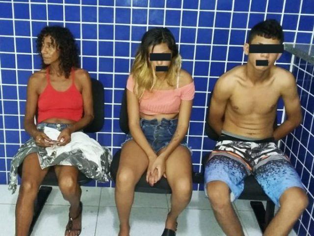 Mulher é presa acusada de tráfico de drogas em Parnaíba