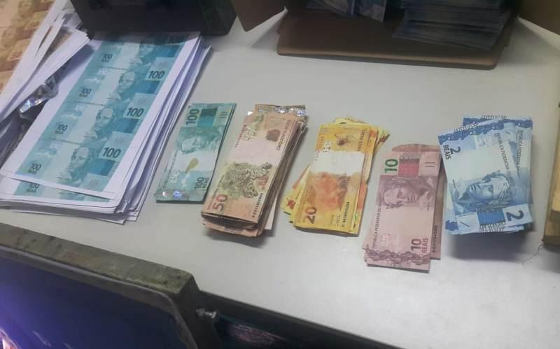 Polícia Federal desarticula fábrica de dinheiro falso em Parnaíba