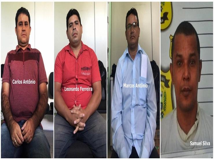 Acusados de homicídio contra morador de rua em Parnaíba são presos