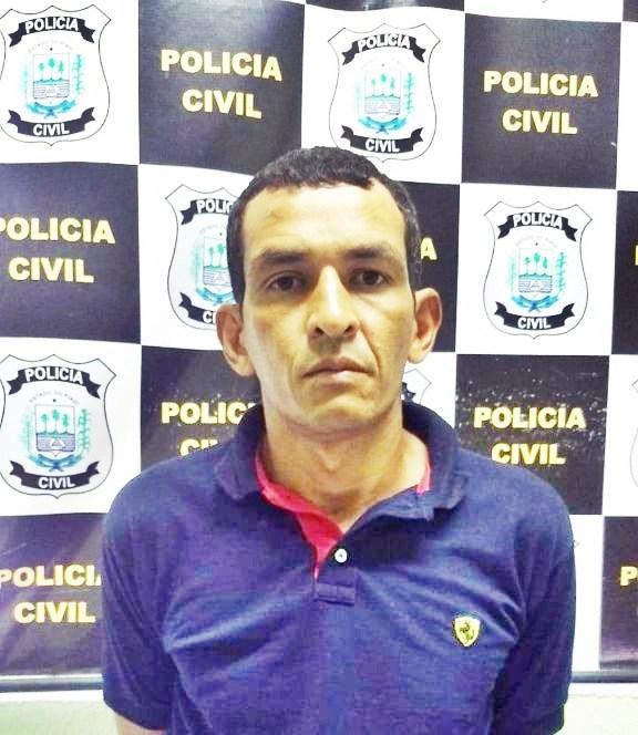 Polícia prende acusado de tentar matar a esposa a facadas é preso em Parnaíba