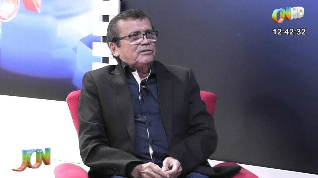 Bernardo Silva diz que é cedo para pensar em eleição e nome para chapa de Mão Santa