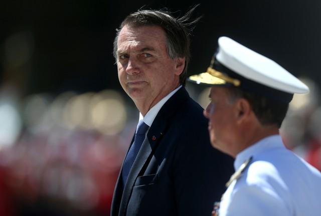 Aprovação do governo Bolsonaro cai 15 pontos e vai a 34%, diz Ibope