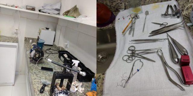Conselho Regional de Odontologia fecha três clínicas irregulares em Parnaíba