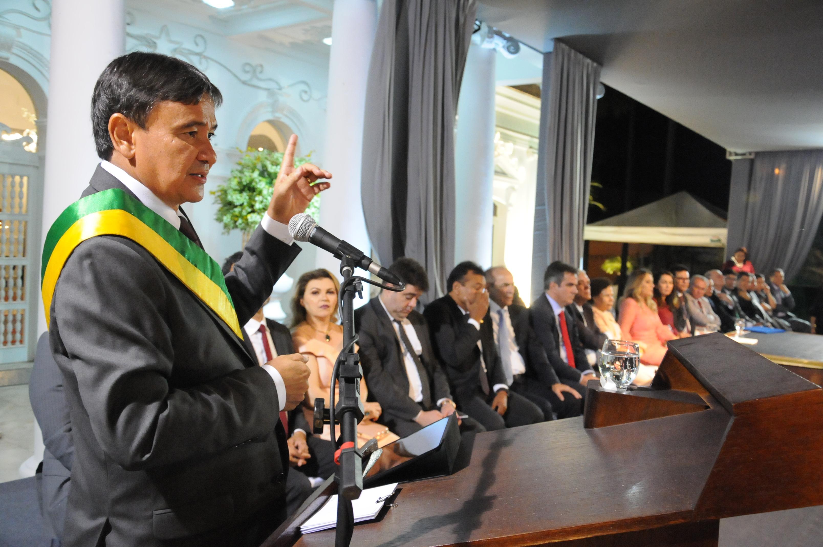 Governador Wellington Dias sanciona reforma nesta sexta e empossa novos secretários