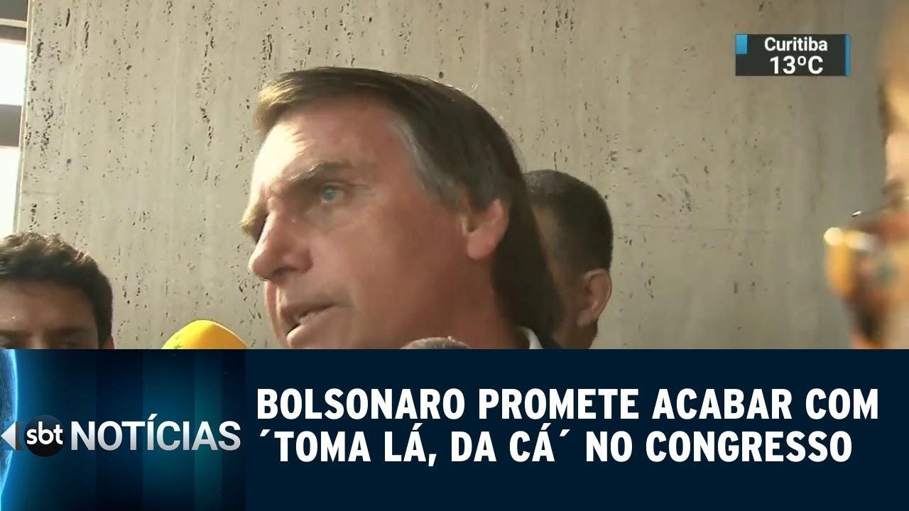 Governo do presidenteJair Bolsonaro pode negociar mil cargos de 2º escalão por apoio à reforma da Previdência