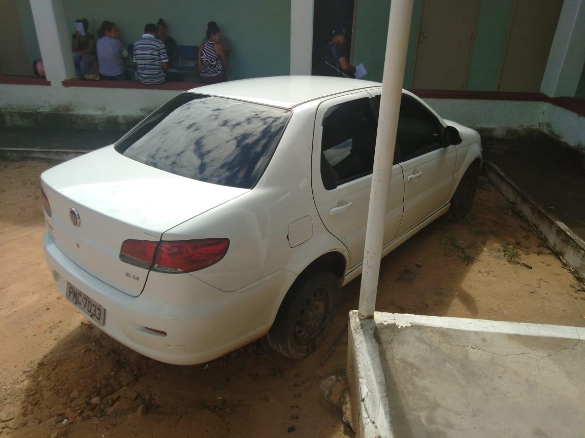PRF e Polícia Civil recuperam em Parnaíba veículo roubado no CE