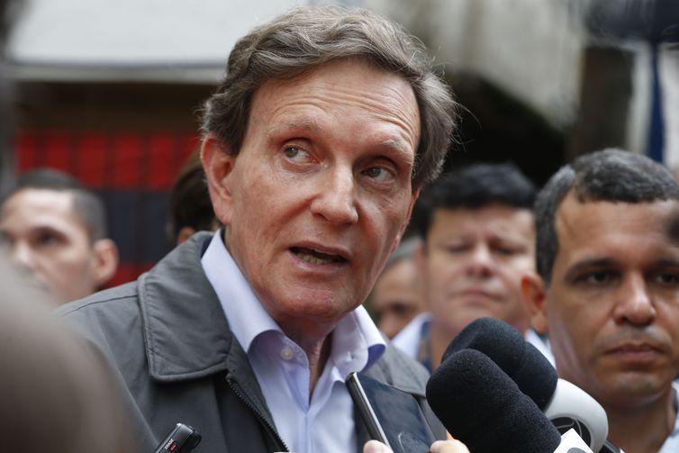 Câmara do Rio abre processo de impeachment contra o prefeito Marcelo Crivella