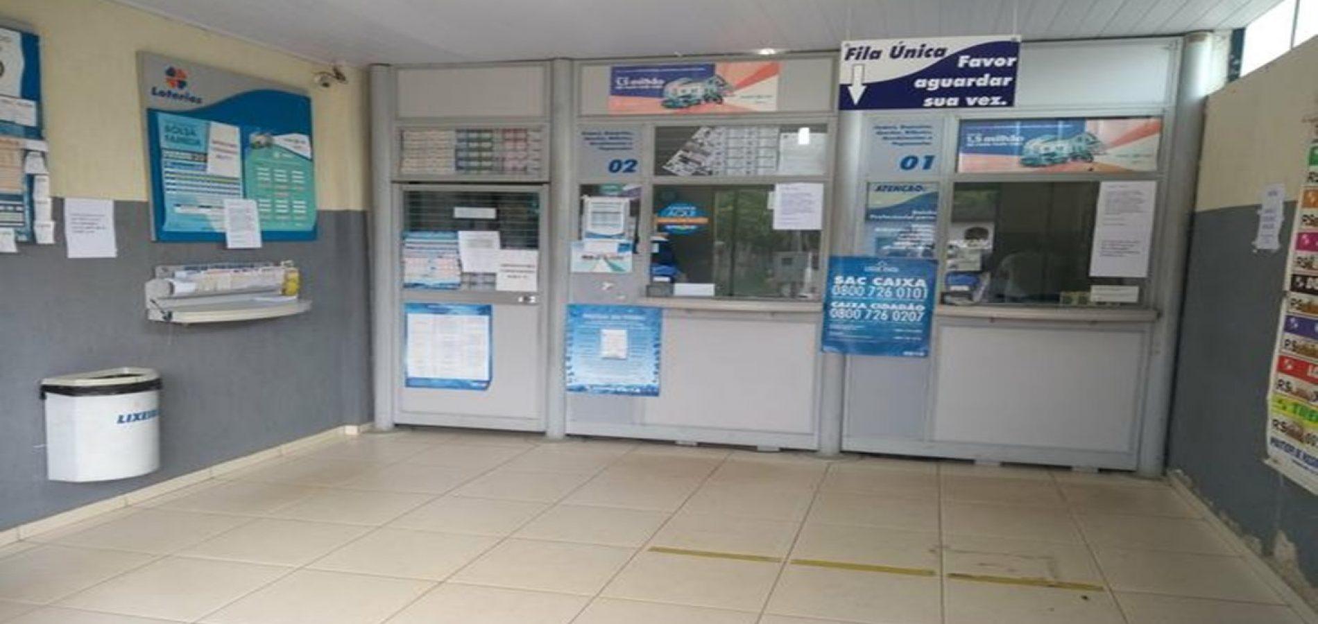 Criminosos rendem funcionários e roubam dinheiro de casa lotérica em Parnaíba