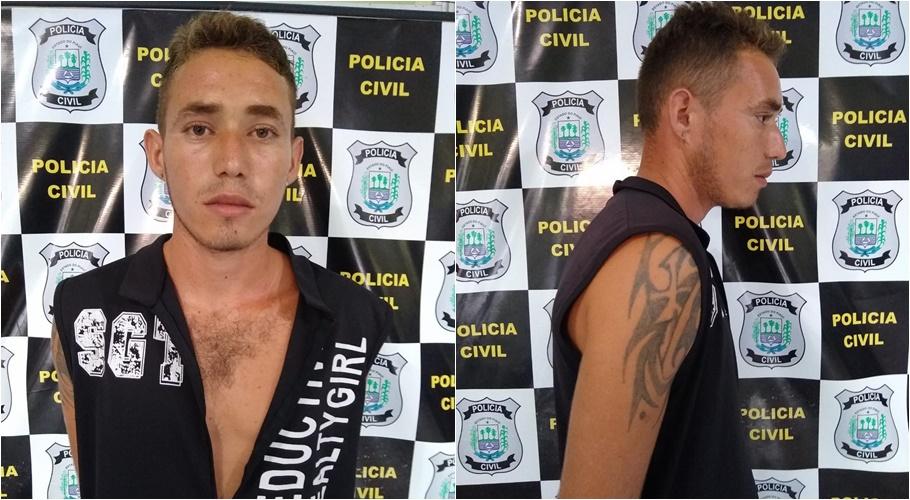 Acusado de participar da morte de mecânico em Parnaíba é preso pela Polícia Militar no Ceará