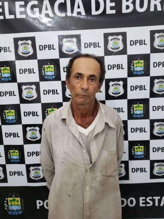 Homem invade casa em Buriti dos Lopes e acaba preso