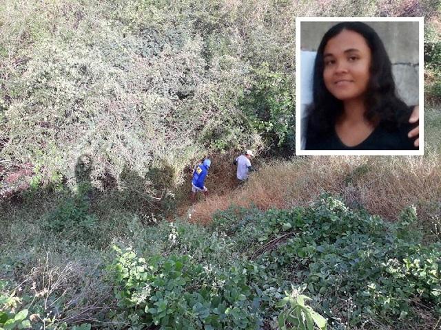 Jovem desaparecida é encontrada ferida após cair em barranco de 30 metros em Parnaíba
