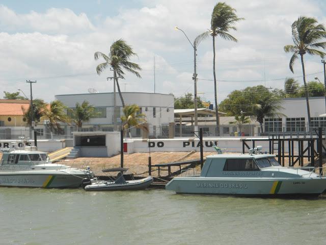 Ventos fortes atingirão o litoral do Piauí, entre o dia 21 à noite e o dia 22 à noite