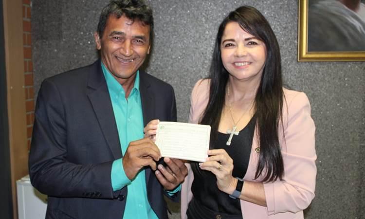 PV filia Tererê e anuncia pré-candidatura a prefeito de Parnaíba