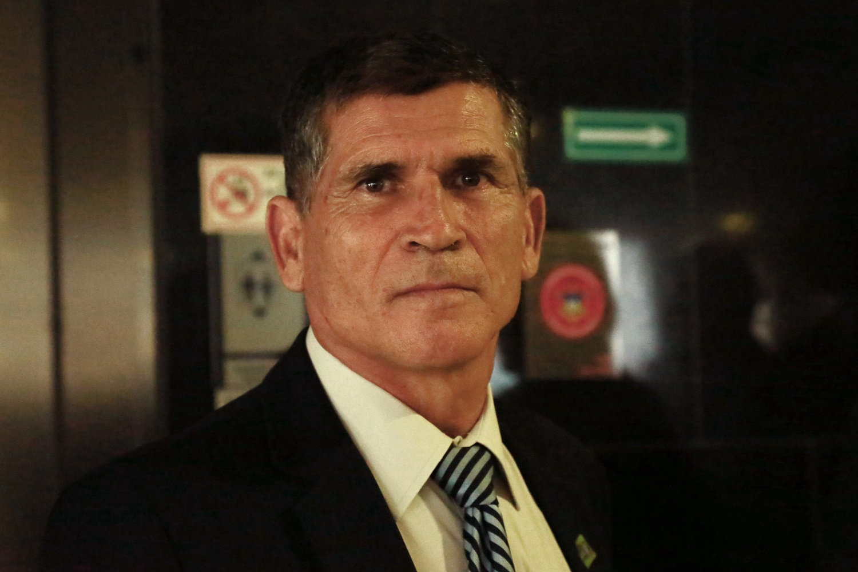 Presidente Jair Bolsonaro demite General Santos Cruz da Secretaria de Governo