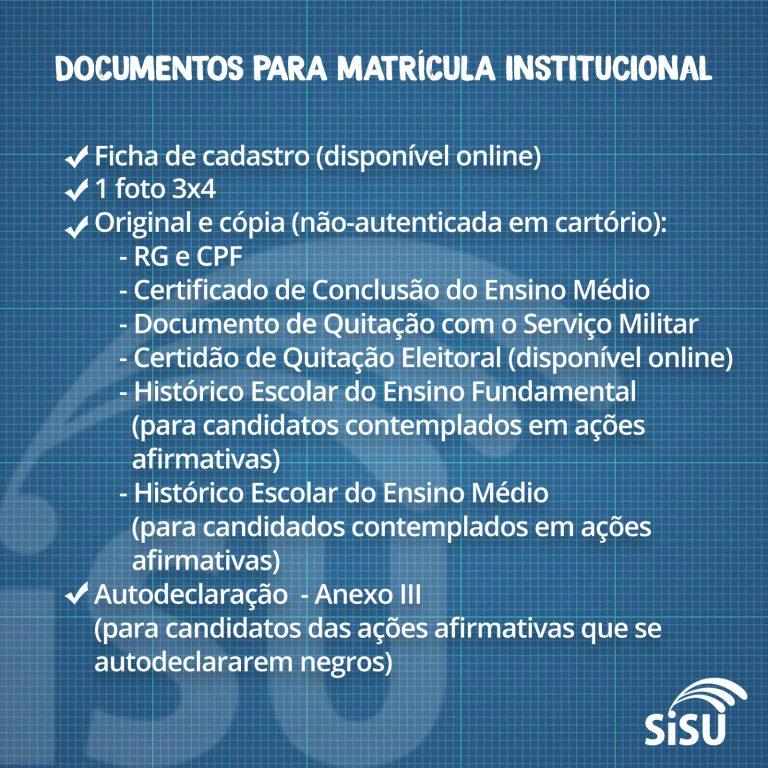 UESPI divulga sétima chamada da lista de espera do SISU