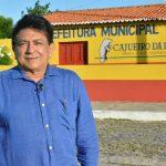 Aniversário do Prefeito Girvaldo Albuquerque da Silva, de Cajueiro da Praia