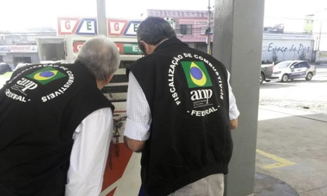 ANP interdita postos em Parnaíba e outras cidades do Piauí por fraude na venda de combustíveis