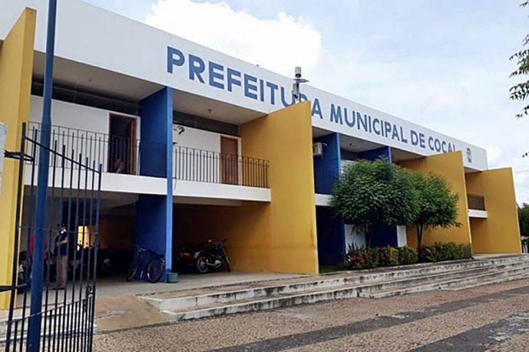 Prefeitura de Cocal inicia devolução das taxas de inscrição do concurso