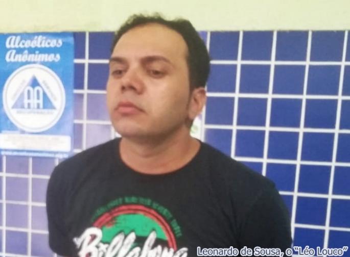 Foragido da justiça é preso dentro de motel em Parnaíba