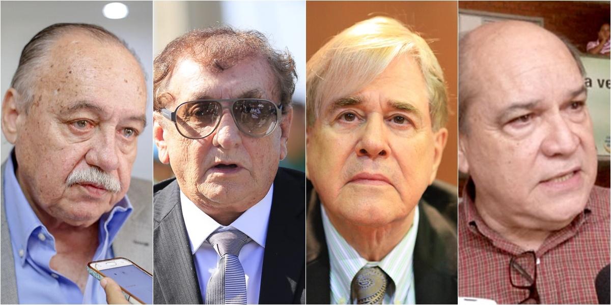 Mão Santa e mais três ex-governadores do Piauí deixarão de receber pensão vitalícia