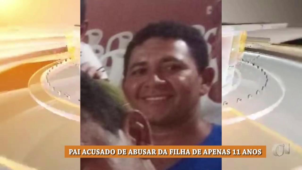 Em Luís Correia! pai é acusado de engravidar a própria filha de 11 anos
