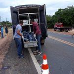 Idoso morre após atropelamento na BR - 402 que liga Parnaíba a Chaval