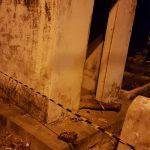 Homem de 40 anos é assassinado com tiro e facadas dentro de cemitério no Alto Santa Maria