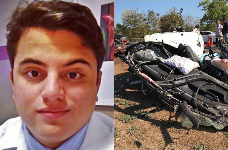 Conselho Regional de Medicina lamenta morte do médico Tovar Luz em acidente na BR 343