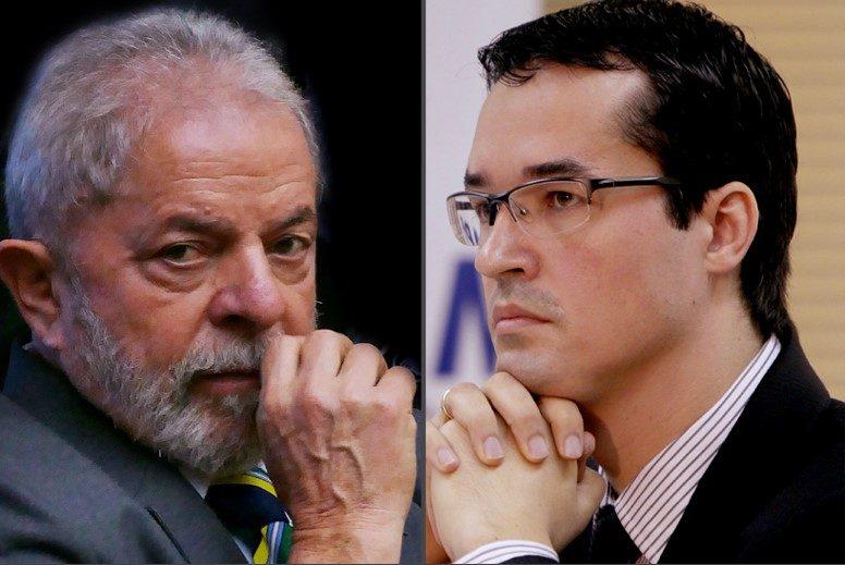 Deltan Dallagnol e toda a Lava Jato pedem semiaberto para ex-presidente Lula