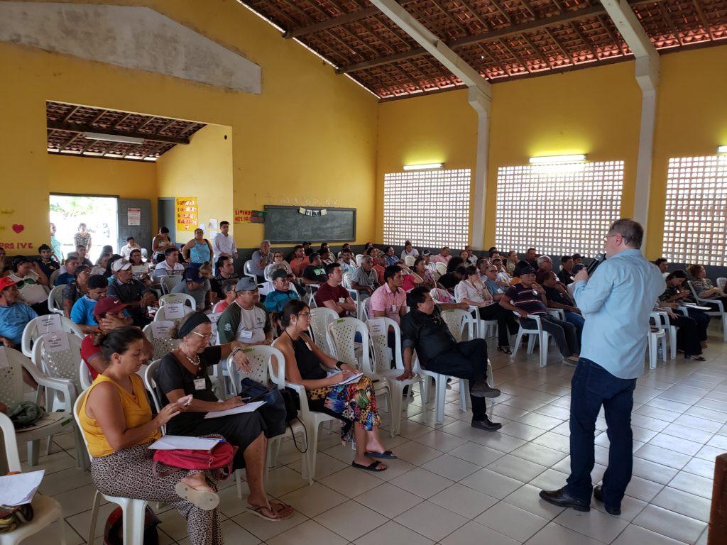 Plano Municipal de Saneamento Básico é aprovado em Cajueiro da Praia