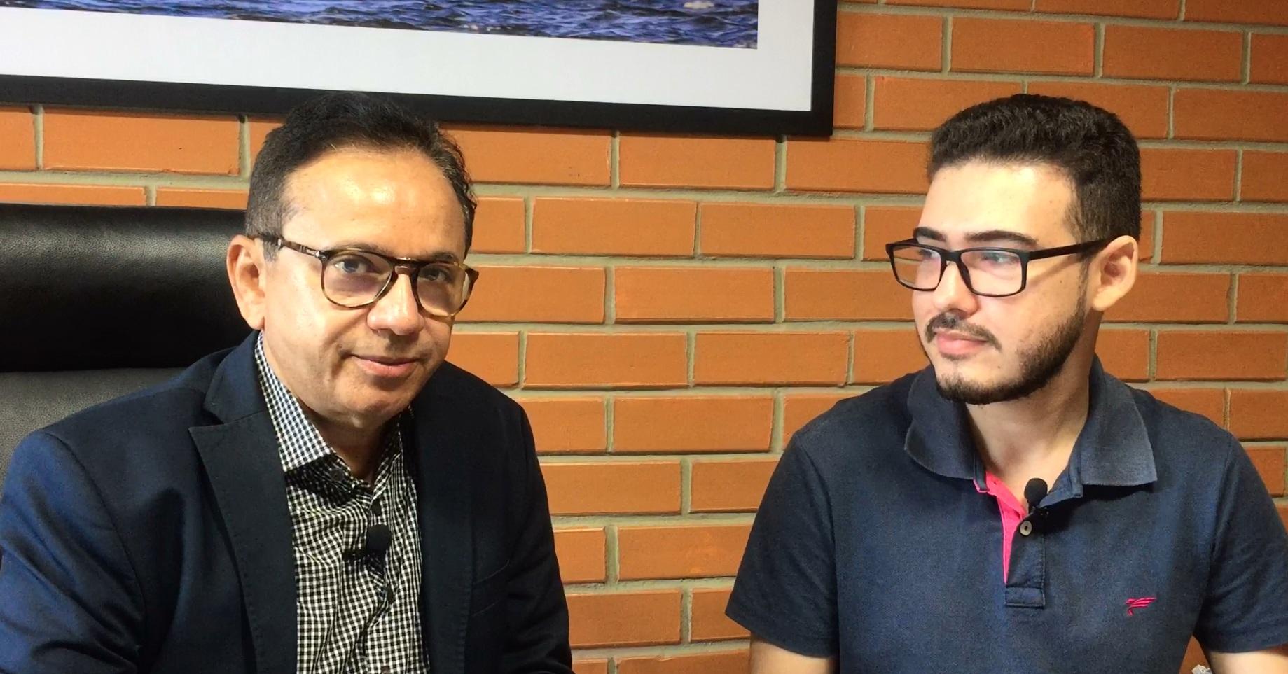 Dr. Hélio reafirma pré-candidatura a prefeito e critica gestão de Mão Santa