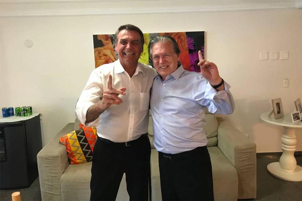 Bivar é alvo de buscas da PF no caso dos laranjas do PSL, partido do presidente Bolsonaro