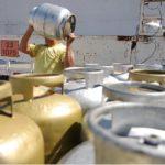 Petrobras aumenta preço do gás de cozinha em 5% a partir de hoje