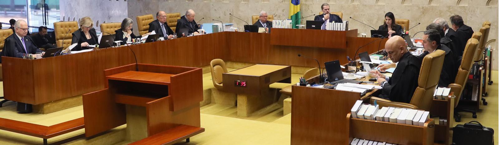 STF decide pela anulação de condenação da Lava Jato; Lula é favorecido