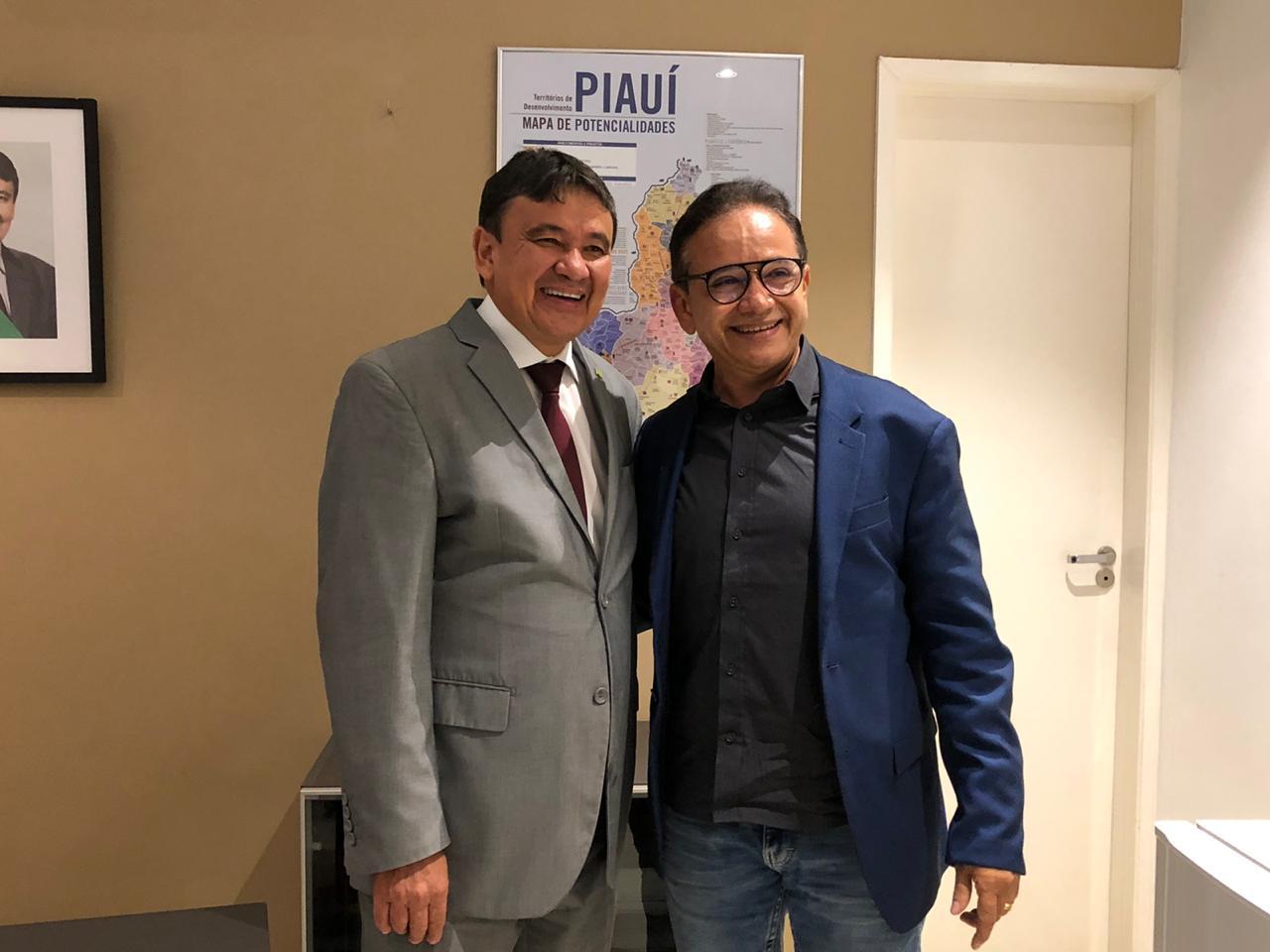 Wellington Dias quer consenso na disputa pela Prefeitura de Parnaíba