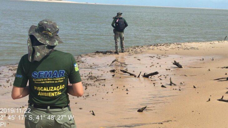 Inspeção: Semar faz vistoria e assegura que Delta do Parnaíba não apresenta contaminação de óleo