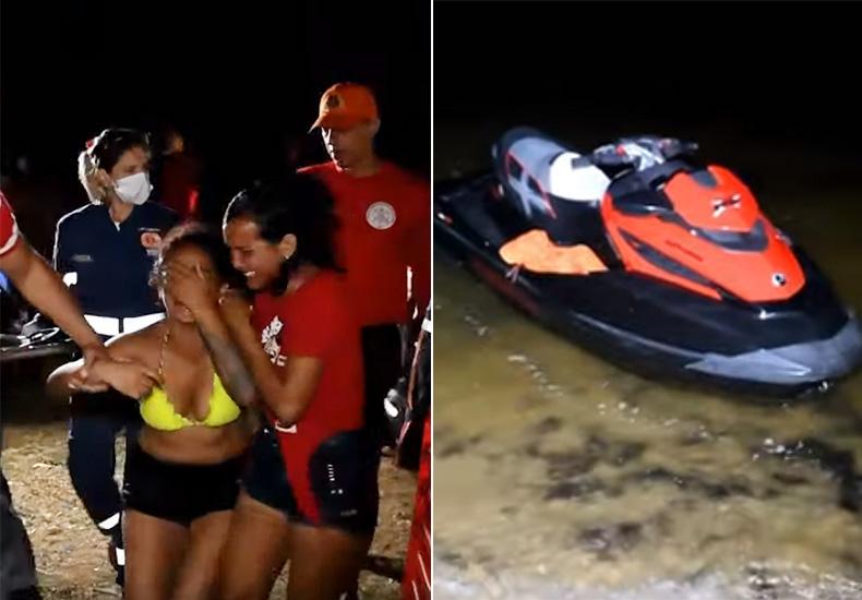 Polícia indicia piloto de jet ski pela morte de jovem na Lagoa do Portinho