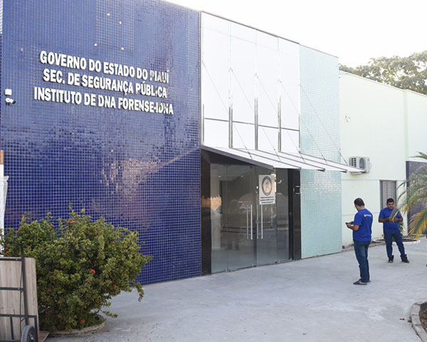 Com Instituto de DNA, Piauí preenche requisitos para repasses federais
