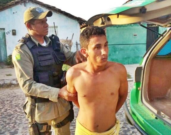 Acusado de furtar cofre de igreja é preso em Luís Correia