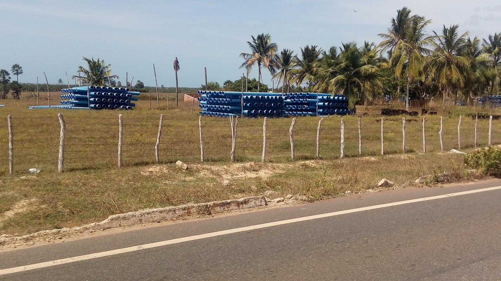 Governo inicia nova etapa da obra da adutora do litoral