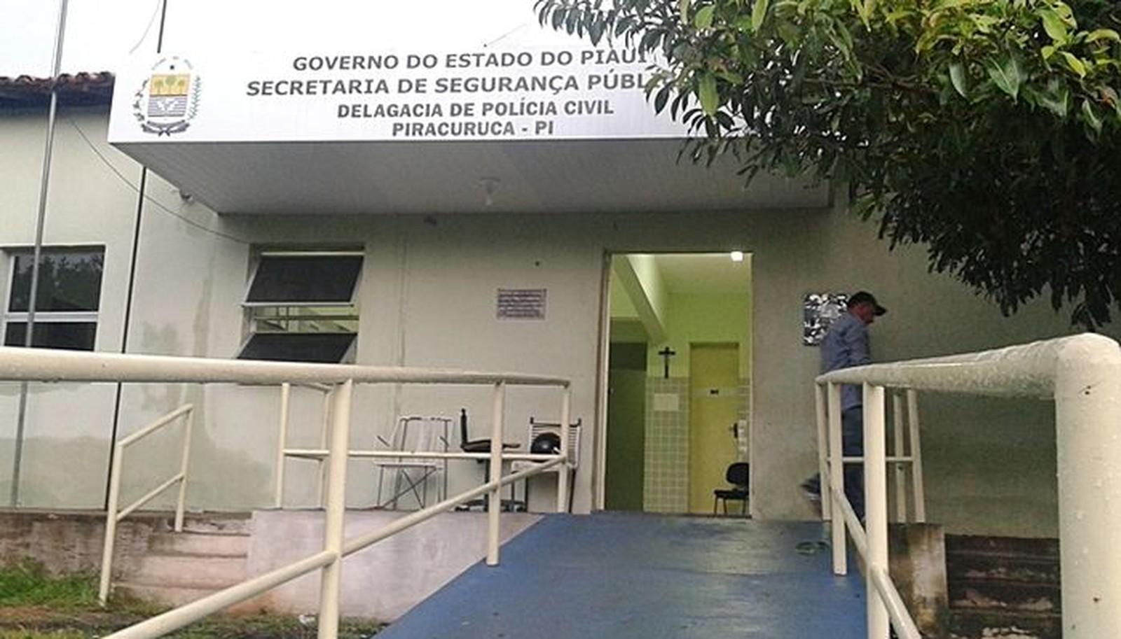 Acusado de estuprar adolescente de 13 anos é preso pela Polícia Civil na cidade de Piracuruca