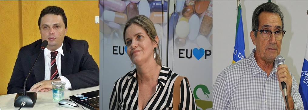 Após ser desmascarada, Gracinha Moraes Sousa e mais dois secretários perdem 5 mil reais de gratificação
