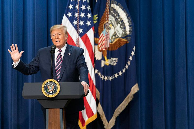 Trump limitará vistos para grávidas para frear 'turismo de maternidade'