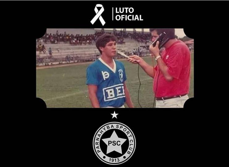Aos 53 anos, morre José Eloi, o maior jogador da história do Parnahyba