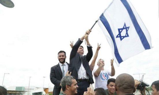 Por Israel, Bolsonaro estuda envio de tropas no Oriente Médio