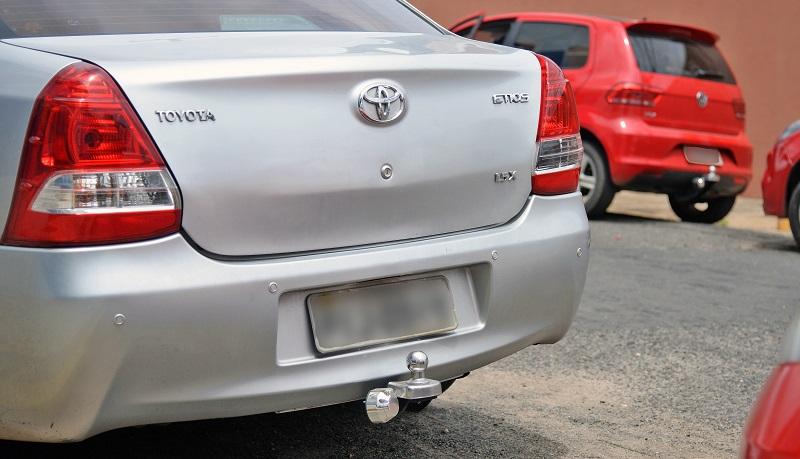 PRF alerta para uso irregular de engate para reboque em veículos; VEJA O QUE É PROIBIDO