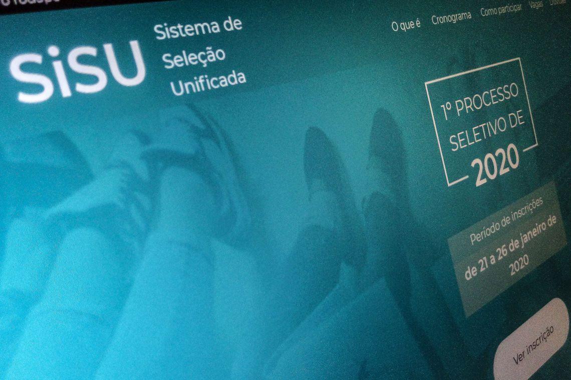 Justiça Federal determina suspensão dos resultados do SISU