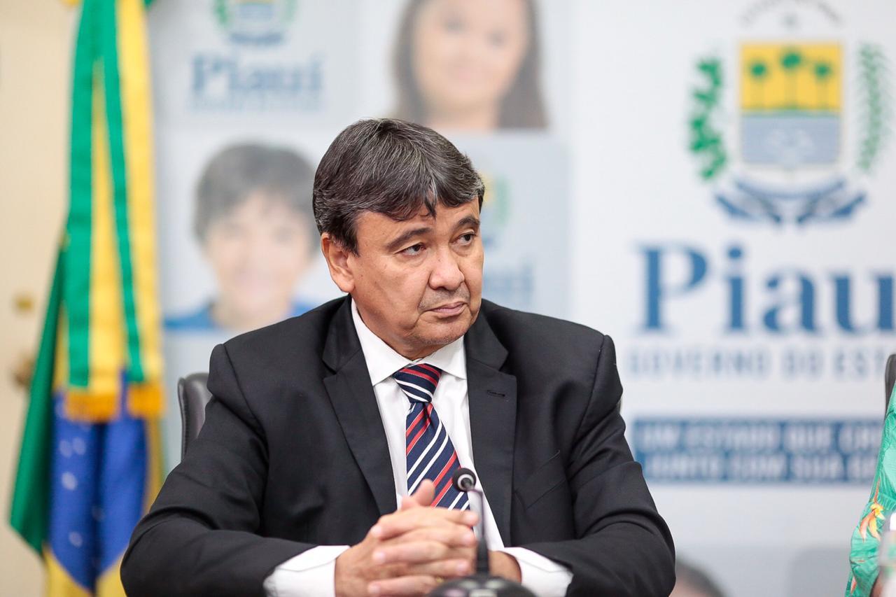 Governador Wellington Dias não vai reduzir ICMS para compensar alta do petróleo