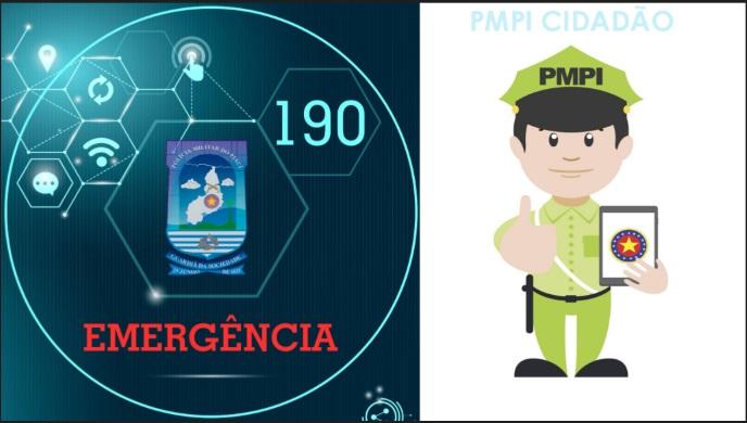 Segurança adotará aplicativo para agilizar atendimentos da Polícia Militar