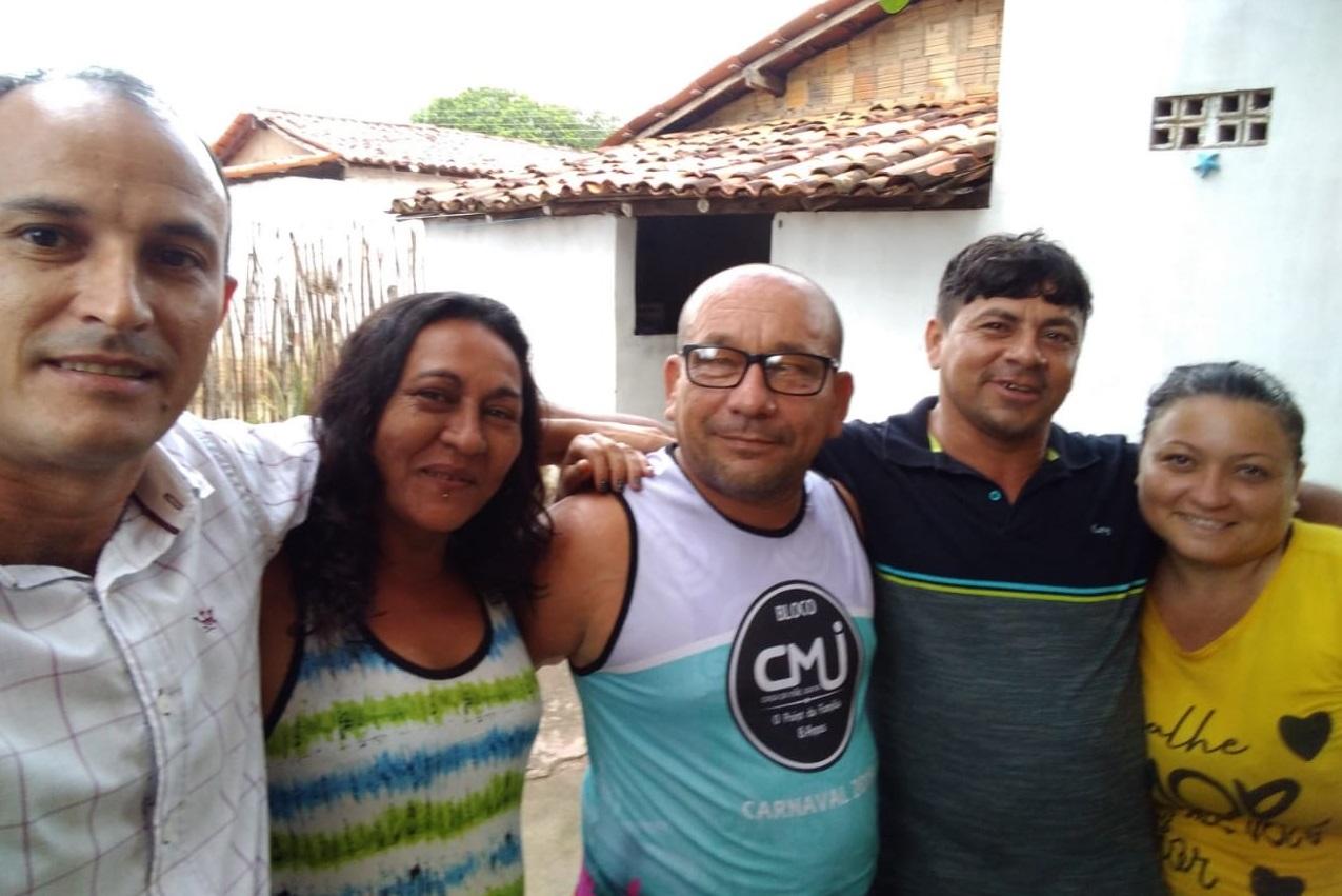 Pré-candidato a prefeito Cleson Galeno realiza visita na zona rural de Bom Princípio